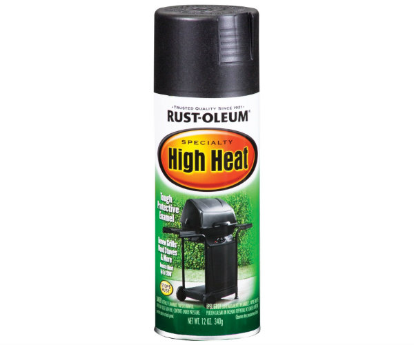 High Heat Enamel Paint