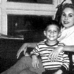 Steven Raichlen and his mother Frances