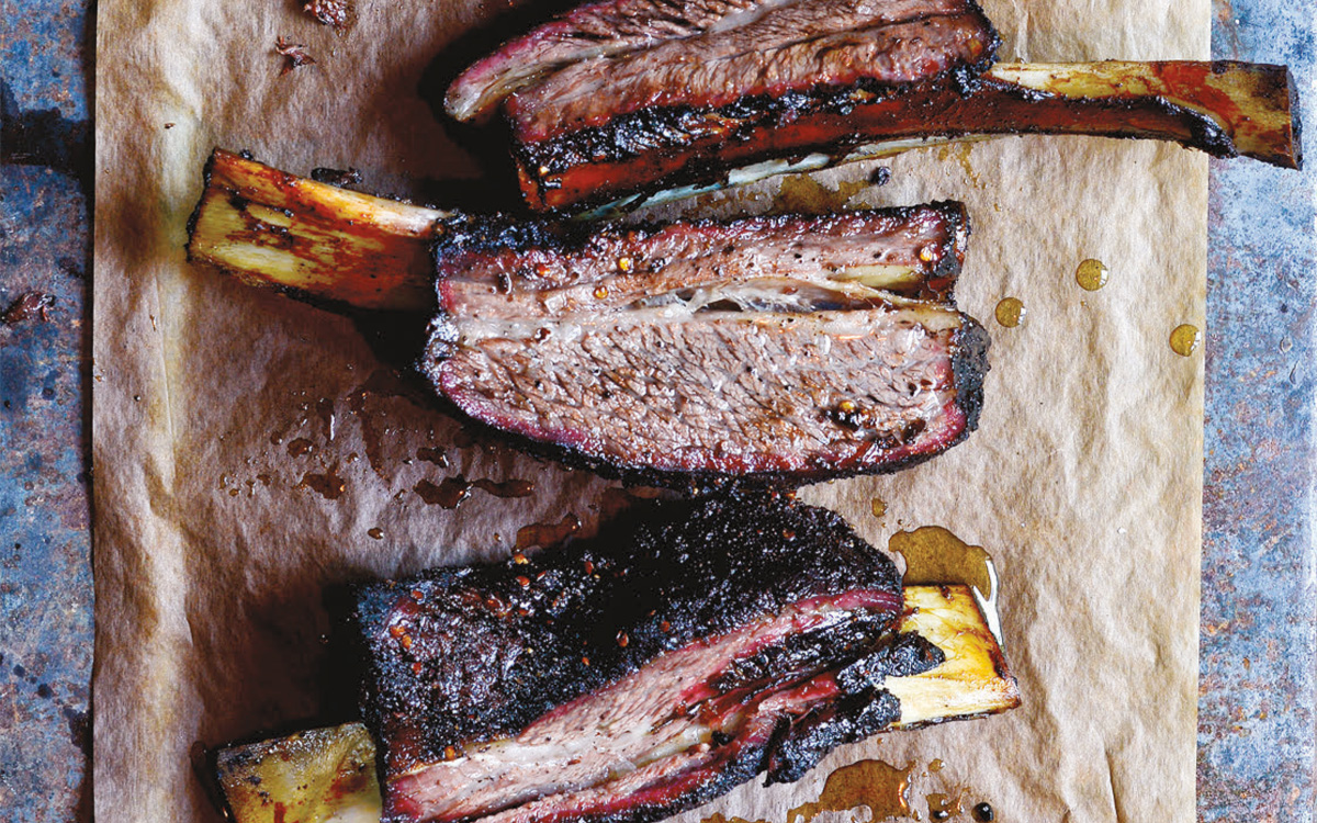 smoked beef plate ribs recipe