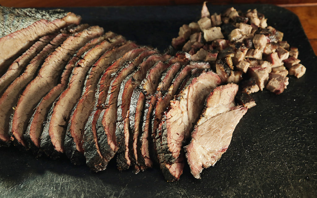 Slam Dunk Brisket Recipe By Steven Raichlen Barbecuebible Com