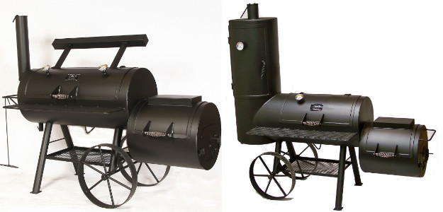 Smokers Grills Used On Project Smoke Barbecuebible Com