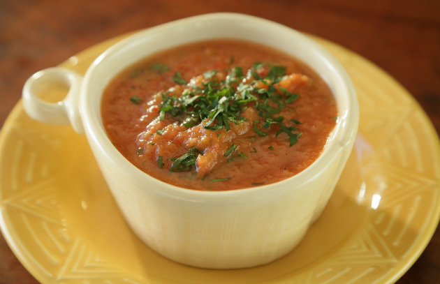 Gazpacho Hits the Grill
