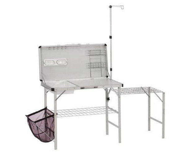Outdoor Camp Kitchen Barbecuebible