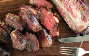 Big Bad Beef Ribs