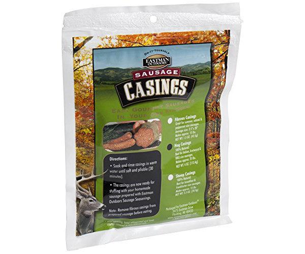 Natural Hog Sausage Casings Barbecuebible Com