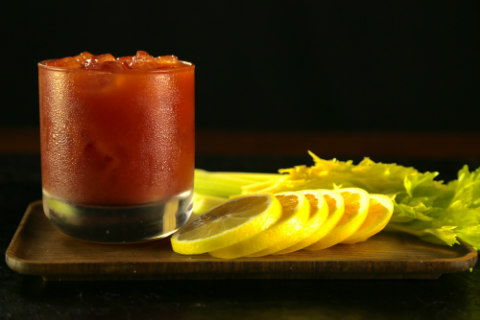 Smoky Bloody Mary