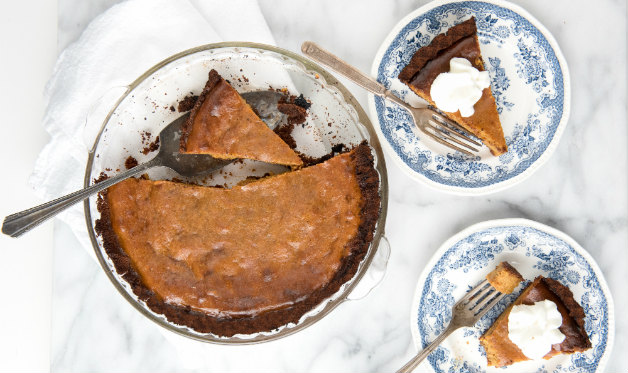 Three Grilled Desserts For Thanksgiving