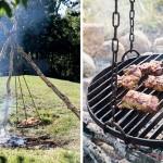 Schwenker grill