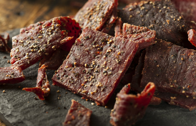 Homemade for the Holidays: Beef Jerky