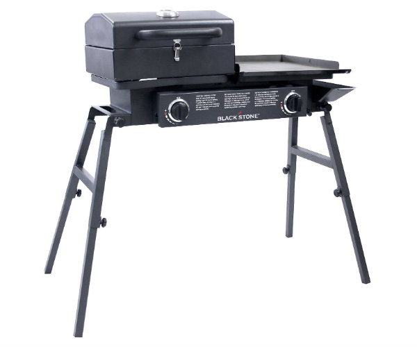 Blackstone Tailgater Grill Griddle Barbecuebible Com