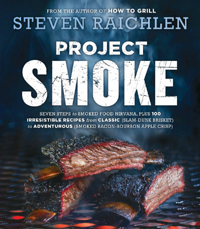 Cover of Project Smoke by Steven Raichlen