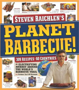 Planet Barbecue cover