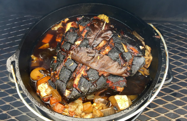 Try This: Smoked Mexican Barbacoa