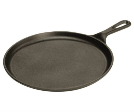 Lodge Cast Iron Round Griddle