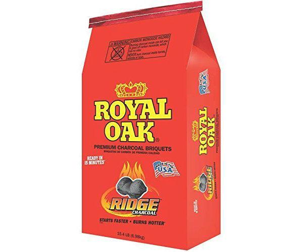 Royal Oak Charcoal Briquets Barbecuebible Com