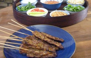 Singapore: Crossroads of Asian Grilling