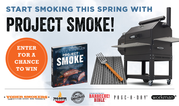 Project Smoke Sweepstakes