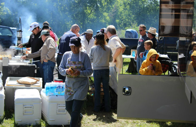 Barbecue for Good: Operation BBQ Relief