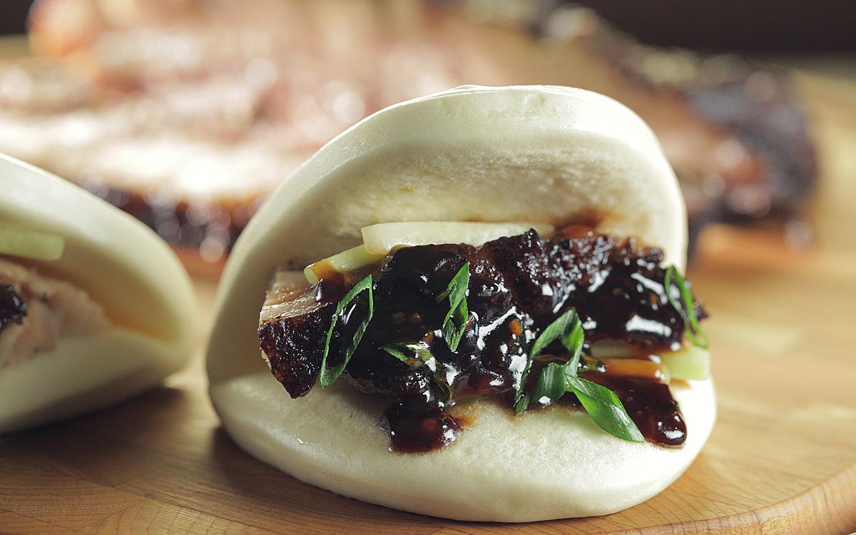 Pork Belly Steamed Buns Recipe - Barbecuebible.com