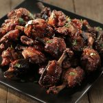 Recipe of the Week: Lemon Sesame Chicken Wings