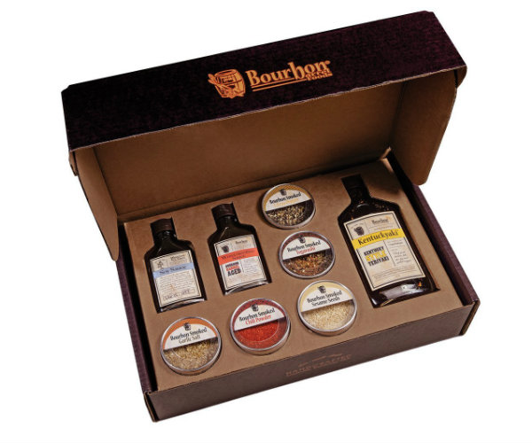 Eat Your Bourbon Gourmet Gift Box Barbecuebible Com