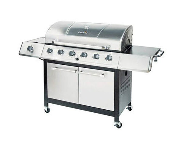 Top Rated Home Gas Grills
