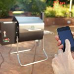 Green Mountain Grills pellet grill with WiFi