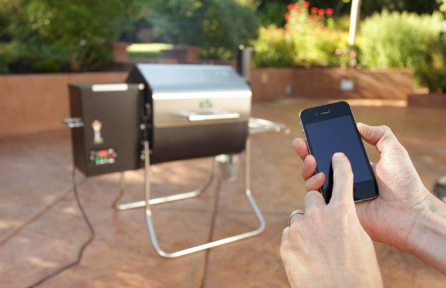 Pellet Grills Convenience Control Wifi Barbecuebible Com