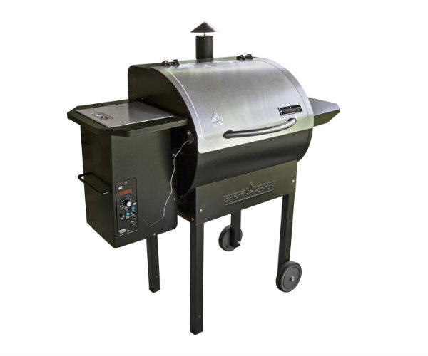 Camp Chef Smokepro Stainless Dlx Pellet Grill Barbecuebible Com