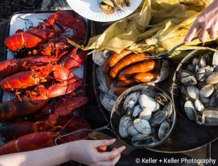 How to Prepare a Lobster-Clambake