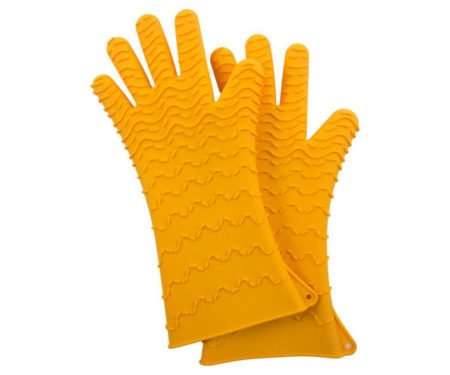 Best of Barbecue Silicone Food Gloves