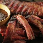 Honey Ham Ribs