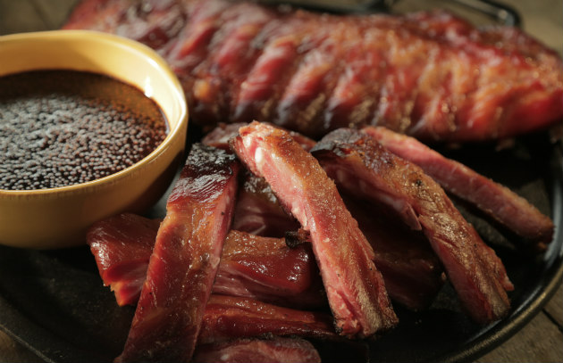 Cure Ribs in Ham Brine to Make Honey Ham Ribs