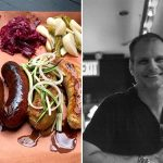 Jake Klein and Jake's Handcrafted sausages