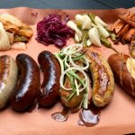 Jake's Handcrafted sausages