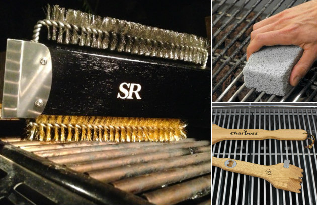 How to Clean Your Grill Efficiently and Safely