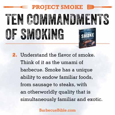 Commandments of Smoking #2