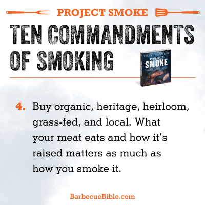 Commandments of Smoking #4