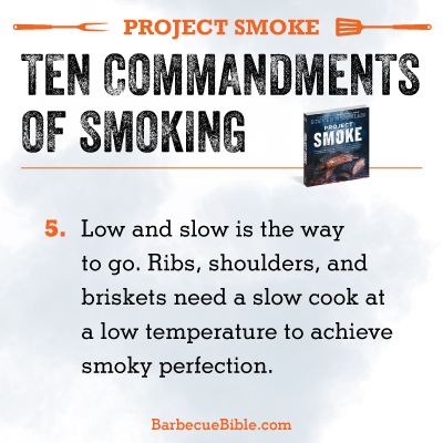 Commandments of Smoking #5