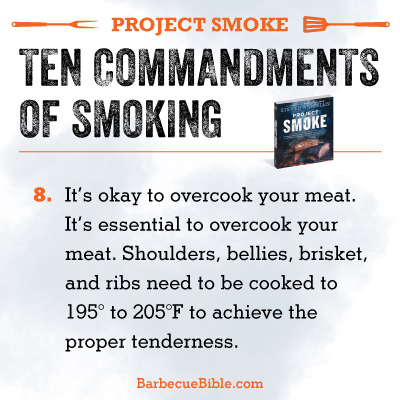 Commandments of Smoking #8
