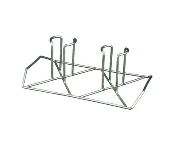 Camp Chef Double Beer Can Chicken Holder Barbecuebible Com