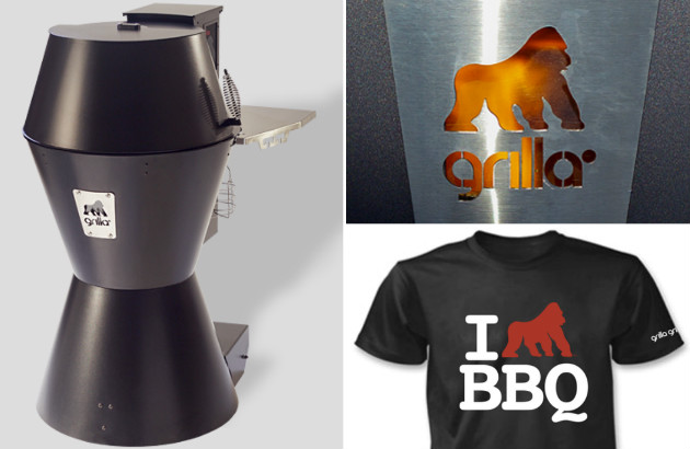 Grilla Grills: New Design on a Pellet Grill