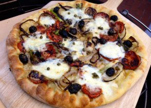 Grilled Pizza Recipes and Tools