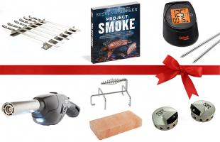 2016 Holiday Gift Guide for Grillers and Barbecuers