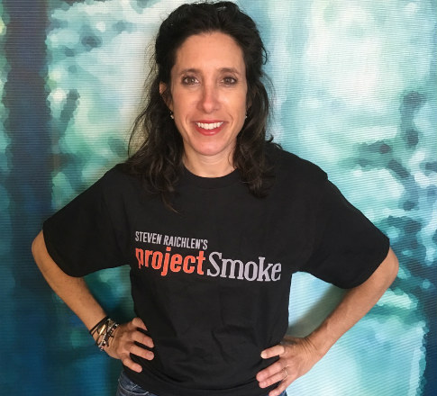 Project Smoke T-shirt