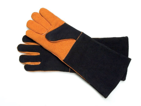 Suede Grilling Gloves