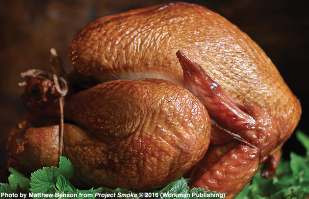 Our Best Thanksgiving Turkey Yet: Butter Under the Skin