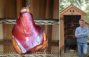Ham for the Holidays: Smoke a Ham at Home