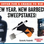 New Year, New Barbecue Sweepstakes