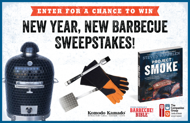 New Year, New Barbecue: Begin 2017 with a New Kamado Grill